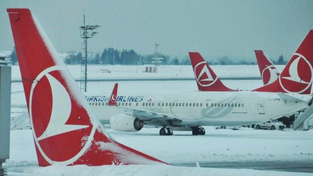 Записка втуалете привела кэвакуации пассажиров самолета