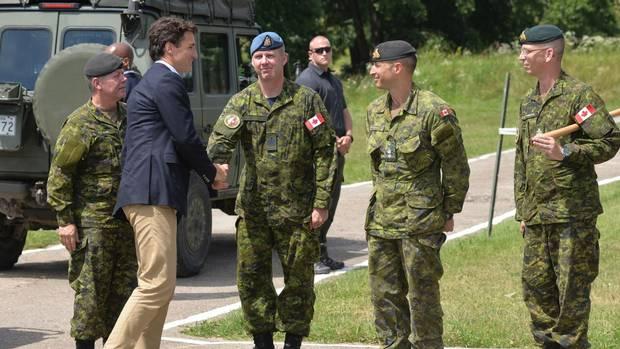 Канада продолжит подготовку украинских военных