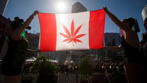 ВКанаде сиюля 2018 легализуют марихуану