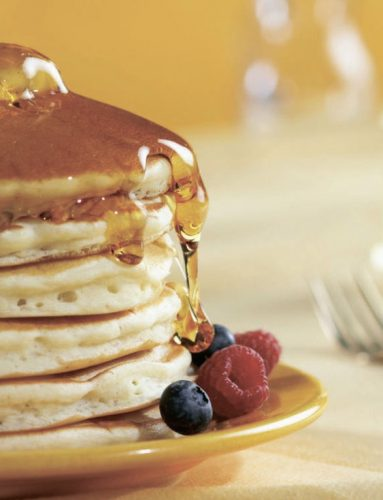 Pancakes – Канадские блины