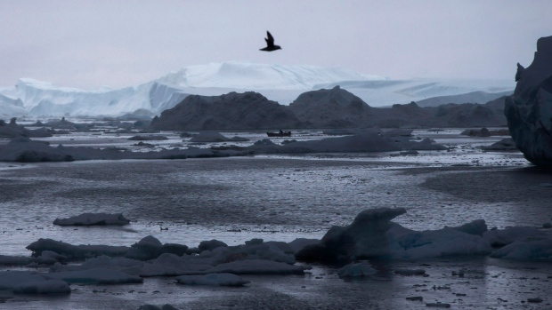 Руководитель МИД Российской Федерации Сергей Лавров выступил наминистерской встрече Арктического совета