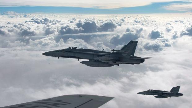 Канадские ВВС умудрились 17 раз промахнуться высокоточными бомбами вИраке