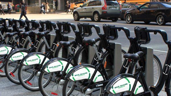 Бесплатные велосипеды по средам