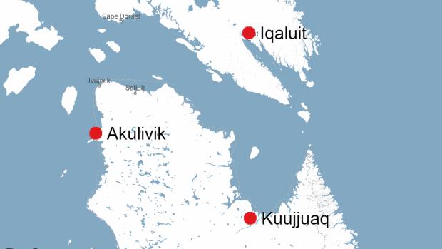 ВКанаде милиция застрелила мужчину, убившего ножом трёх человек