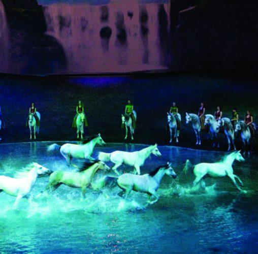 Cavalia Odysseo – Мир мечты и гармонии