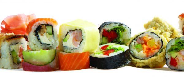 Суши-буфет