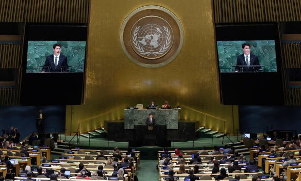Канада собирается поставлять смертельное оружие вУкраинское государство