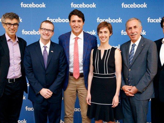 Фейсбук откроет вКанаде свою первую лабораторию искусственного интеллекта