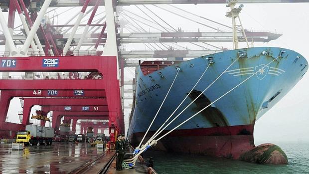 Торговый недостаток  США обновил минимум за11 месяцев