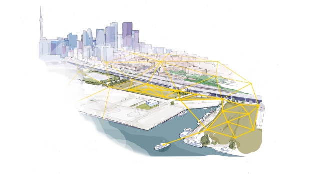 Компания Alphabet проектирует собственный технологический район вТоронто