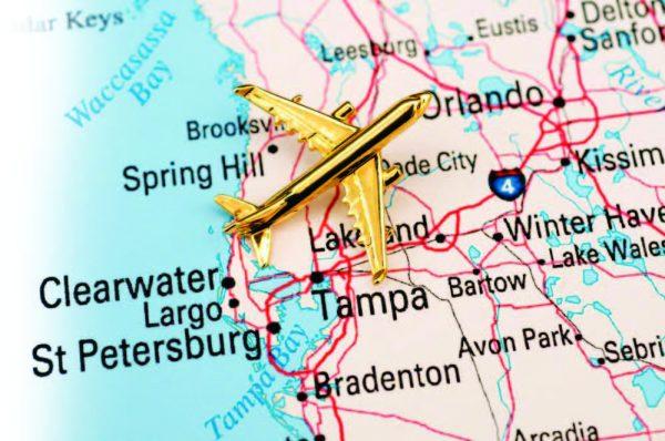 Осенняя Флорида