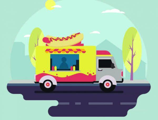 Еда на колесах