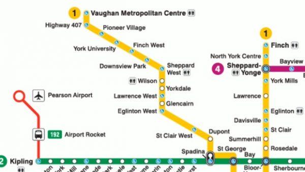 Новая ветка метро в Торонто. Что нужно знать?