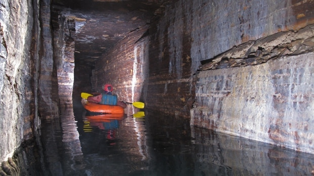 ВКанаде найдена система пещерных лабиринтов ледникового периода