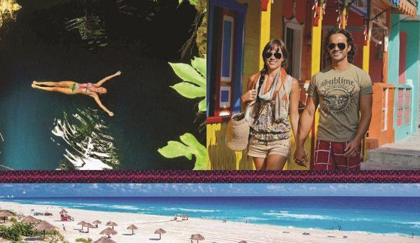 Канкун – Карибская сказка