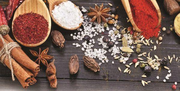 Специи для вкусной пищи, здоровья и красоты