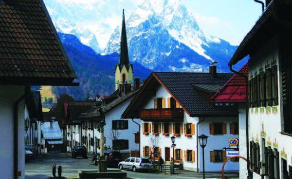 Уникальные Баварские Альпы