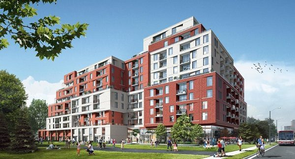 KEELEY CONDOS IN DOWNSVIEW PARK
