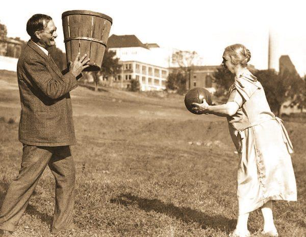 Джеймс Нейсмит и рождение баскетбола
