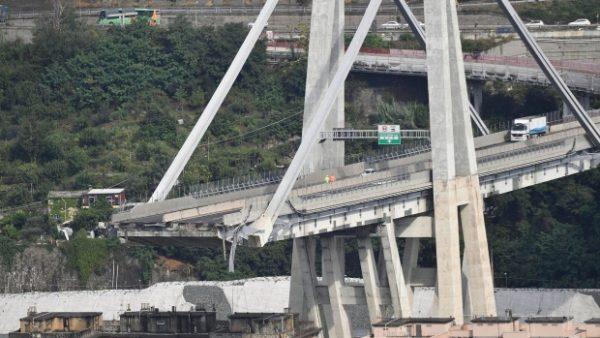 Канадские студентки были всего в нескольких минутах от рухнувшего в Генуе моста