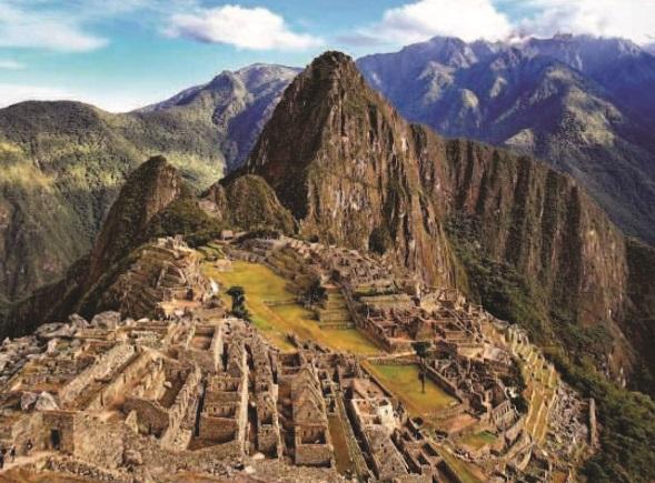 Мачу-Пикчу – Перу
