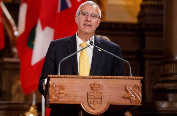 В бюджете Онтарио дыра в 15 миллиардов!