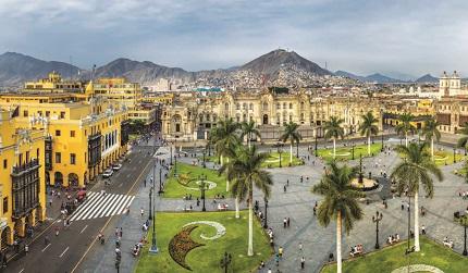 Лима – Город Королей