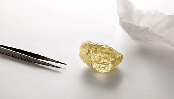В канадской Арктике найден крупнейший алмаз