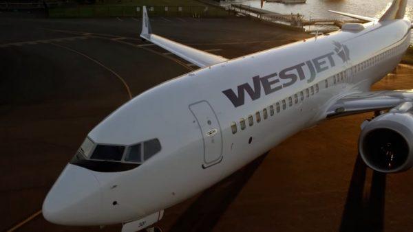Компания WestJet остаётся верной самолётам Boeing 737 Max