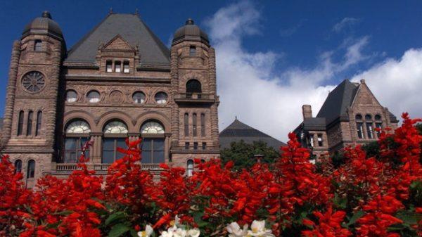 День Канады возле онтарийского парламента нынче праздновать не будут