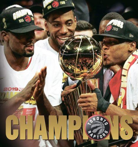 «Торонто Рэпторс» переписали историю НБА