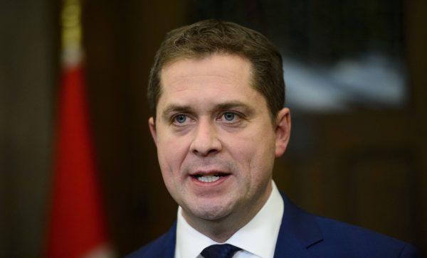 Эндрю Шир просит полицию RCMP расследовать действия Джастина Трюдо