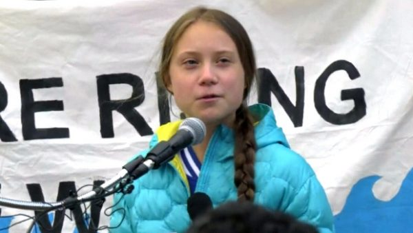 Грета Тунберг не знает о приглашении в парламент Британской Колумбии