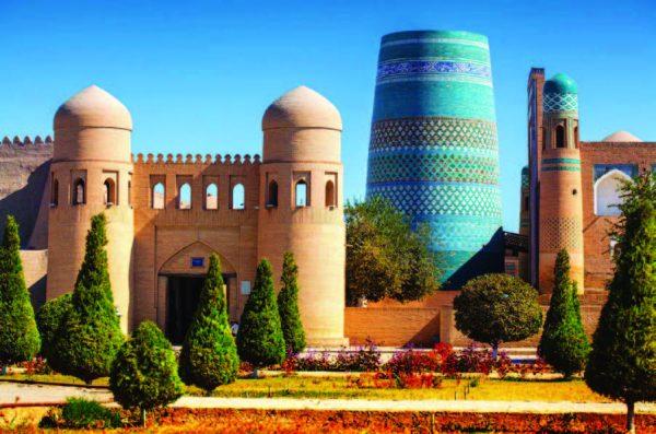 Узбекистан. Центр Шёлкового Пути