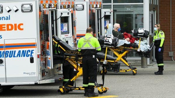Онтарио, 28 ноября: 1 822 новых заразившихся вирусом COVID, 29 жертв
