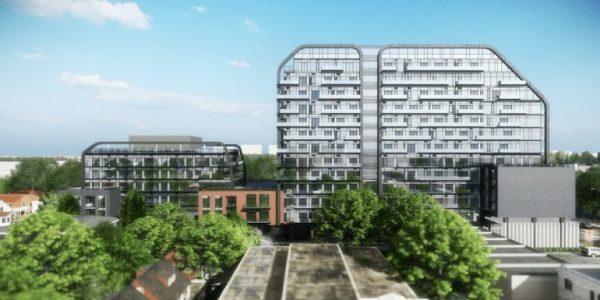 В Норс-Йорке может появиться необычный жилой комплекс
