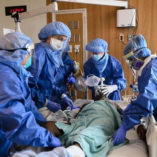 Онтарио просит другие провинции прислать медсестёр