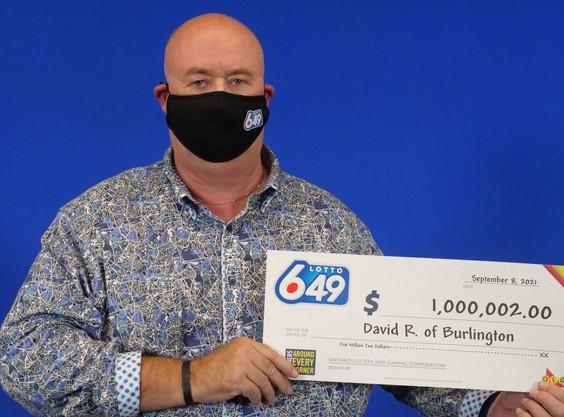 Лотерейный миллионер из Бёрлингтона 50 раз проверял свой билет