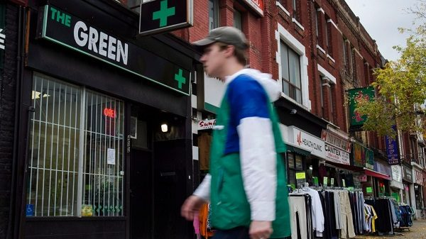 Число розничных торговцев каннабисом в Онтарио растёт рекордными темпами