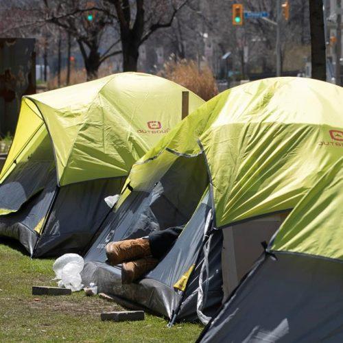 Ликвидация лагерей для бездомных обошлась Торонто почти в $ 2 млн.